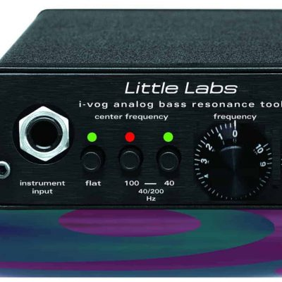 Little Labs IVOG - Analog Bass Resonance Tool