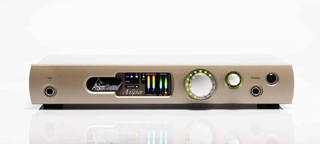 Prism Lyra 1 - 2x2 USB Audio Interface-8928