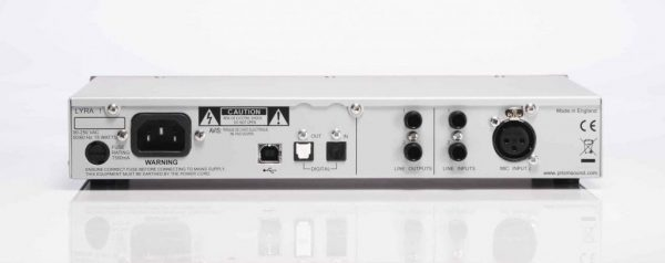 Prism Lyra 1 - 2x2 USB Audio Interface-8927