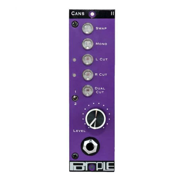 Purple Audio CANS ll - 500-Series Stereo Headphone Amp