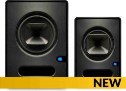 """PreSonus Sceptre S6- 2-way 6.5"""" Coaxial Near Field Studio Monitor-0"""