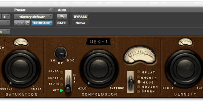 Kush Audio UBK-1 - Movement Generating Compressor
