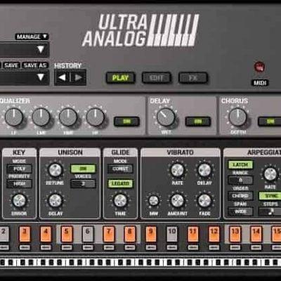 Applied Acoustics System Ultra Analog VA-2 Virtual Analog Synth-0
