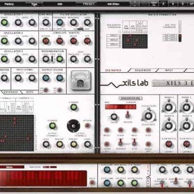 XILS Lab XILS 3 LE Classic Synthesizer