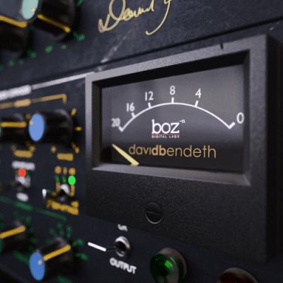 BOZ DIGITAL Boz +10dB Bundle +10dB Compressor and +10 dB Equalizer  photography