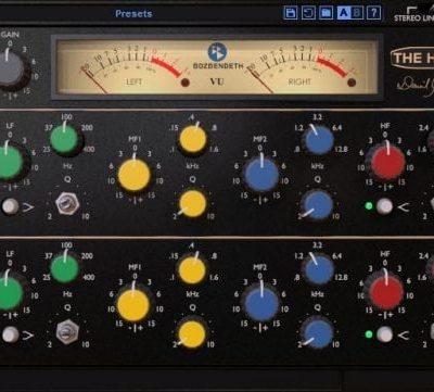 BOZ DIGITAL Boz Hoser XT interface