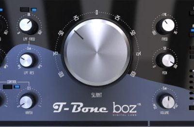 BOZ DIGITAL Boz T-Bone Slant EQ Interface