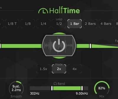 Cableguys HalfTime interface