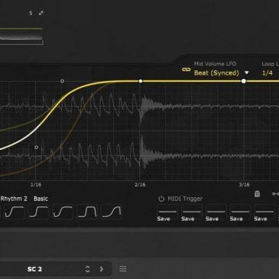 Cableguys VolumeShaper 5 interface