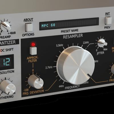 D16 Decimort2 High-quality sound colorizer Photography