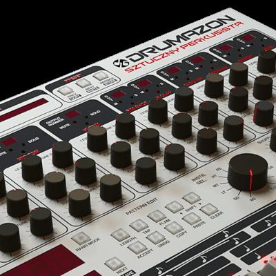 D16 Group Drumazon TR-909 emulation Photography