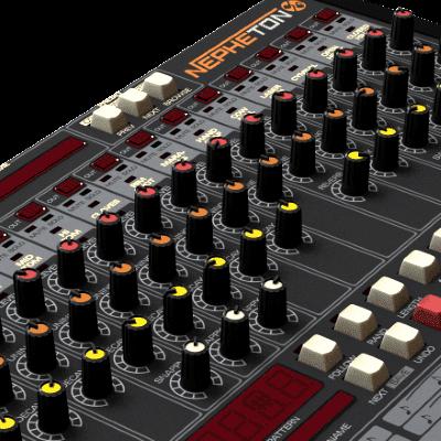 D16 Group Nepheton Superb TR-808 emulation Photography