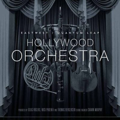 EAST WEST HW Orch Gold + Solo Inst Hollywood Orchestra Gold/ Solo Inst Bndl box