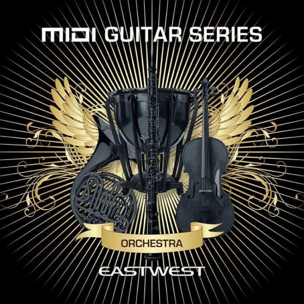 EAST WEST MIDI GUITAR SERIES Vol 1 box