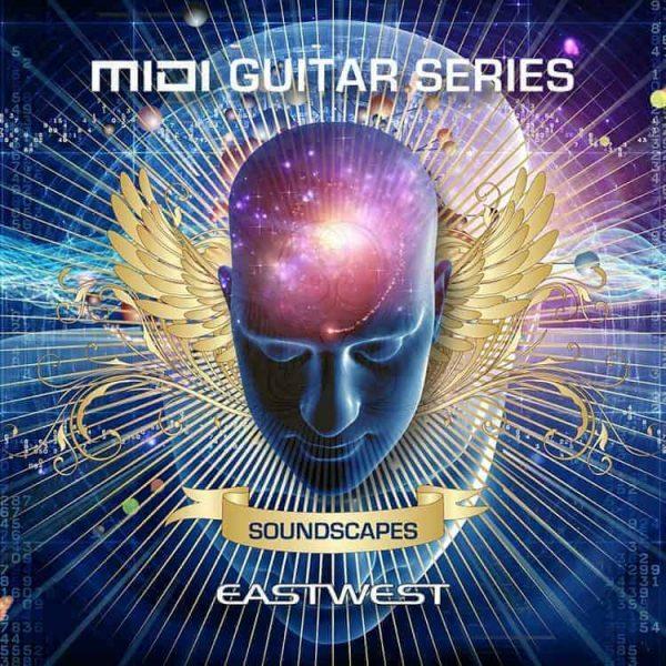 EAST WEST MIDI GUITAR SERIES Vol 3 Soundscapes box