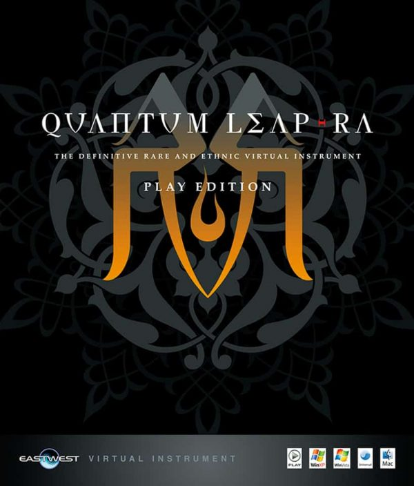 EAST WEST RA Quantum Leap RA - Rare & Ethnic Sounds box