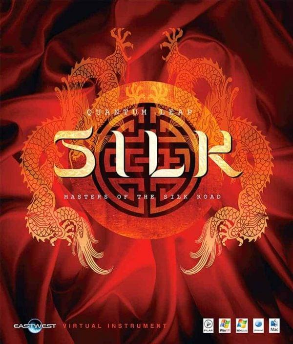 EAST WEST SILK Quantum Leap Silk - Ethnic Instruments box