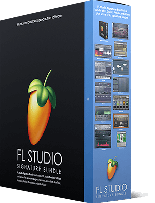 FL Studio Signature Bundle Box