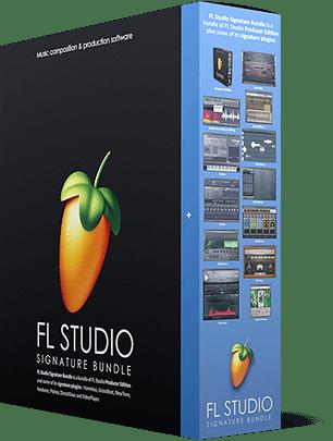 FL Studio Signature Bundle Box