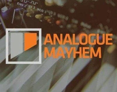 FXpansion Analogue Mayhem banner