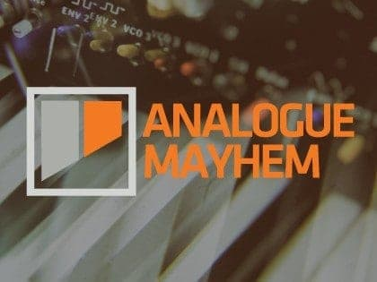 FXpansion Analogue Mayhem banner