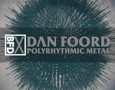 FXpansion BFD Dan Foord Poly Metal box