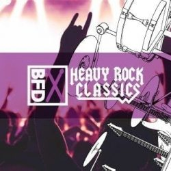 FXpansion BFD Heavy Rock classics box