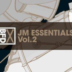 FXpansion BFD JM Essentials Vol. 2 box