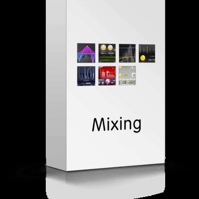 FabFilter Mixing Bundle box