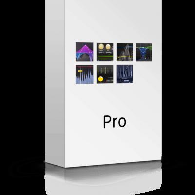 FabFilter Pro Bundle box