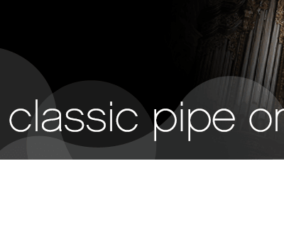 Garritan Classic Pipe Organs Sound Library box