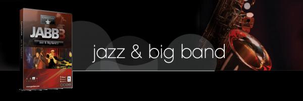 Garritan Jazz & Big Band 3 Sound Library box