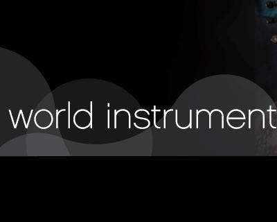 Garritan World Instruments Sound Library box