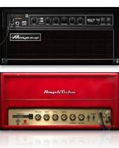 IK MULTIMEDIA AmpegSVX Power Duo Bundle AmpliTube 4 + Ampeg photography collage