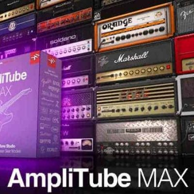 IK MULTIMEDIA AmpliTube MAX box