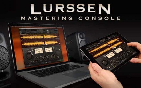 IK MULTIMEDIA Lurssen Mastering Console banner