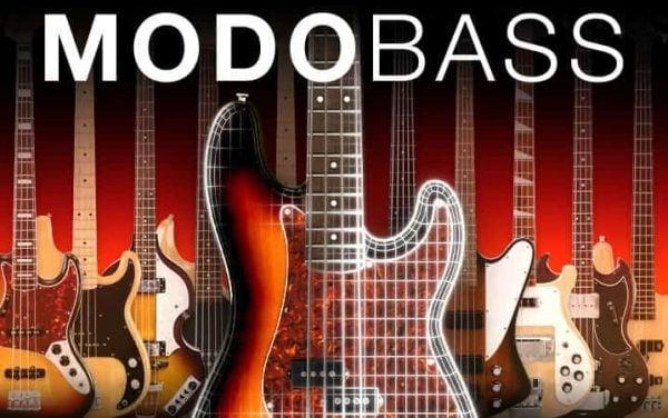 IK MULTIMEDIA MODO Bass Banner