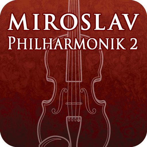 IK MULTIMEDIA Miroslav Philharmonik 2 Orchestral Worktstation Plug In (FULL) icon