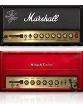 IK MULTIMEDIA Slash Power Duo Bundle AmpliTube 4 + Slash photography collage