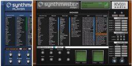 KV331 Audio KV SynthMaster Player Interface