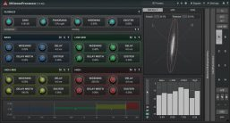 MELDA MStereoProcessor Interface