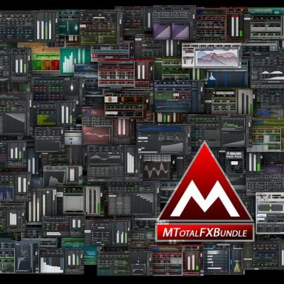 MELDA MTotalFXBundle interfaces collage