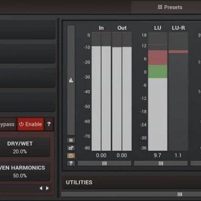 MELDA MUltraMaximizer Interface