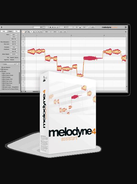 MELODYNE Melodyne Assistant 4 box