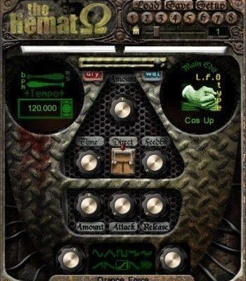 OHM Force Hematohm interface