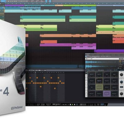 PRESONUS Studio One 4 Artist box