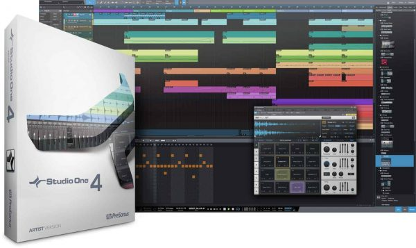 PRESONUS Studio One 4 Artist box