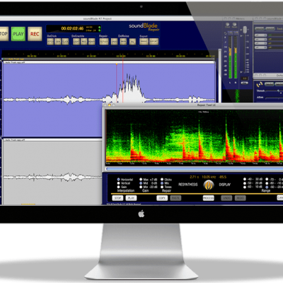SONIC STUDIO AudioRepair Toolkit photography