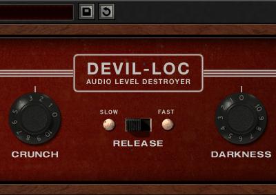 SoundToys Devil-Loc Deluxe photography
