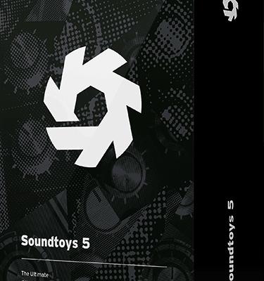 SoundToys Soundtoys box